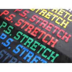 Strygefolie P.S. Stretch -  ark á 31,5 x 50 cm