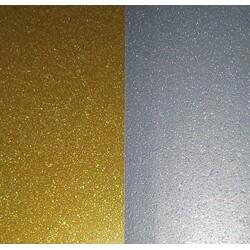 Strygefolie P.S. Metallic ark à 31,5 x 50 cm