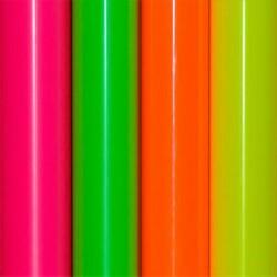 Neon blank skiltefolie 7510