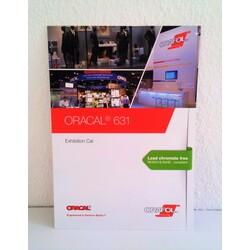 Farvekatalog - 631 Oracal mat skilte/ wallstickerfolie